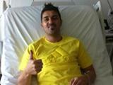 Вилья перенес операцию и восстановится к Евро-2012