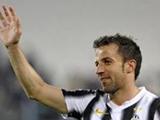 Болельщики «Ювентуса» не хотят отпускать Дель Пьеро