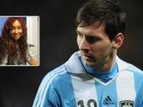 Жена тренера сборной Аргентины посоветовала Месси сменить клуб