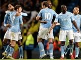 «Манчестер Сити» впервые вышел в Лигу чемпионов