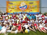 Викторина турнира ветеранов «Спортиваня волна-2013». Тур 5