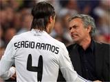 Рамос: «Ожидаем, что Моуринью останется в «Реале»