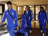 «Динамо» отправилось в Израиль
