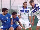 «Динамо» — «Зестафони» — 2:2 (пен. — 5:4). Отчет о матче