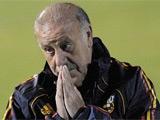 Висенте Дель Боске не торопится продлевать контракт со сборной Испании