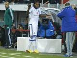 Мбокани получит минимум два матча дисквалификации