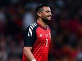 Гусман заменит Ромеро в заявке сборной Аргентины