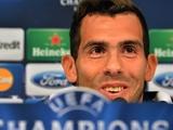 Карлос Тевес: «Матч с «Реалом» для «Ювентуса» — словно финал»