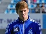 Сын Андрея Гусина тренируется с «Динамо-2»