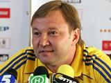 Юрий Калитвинцев провел пресс-конференцию (+Отчет, +Видео)