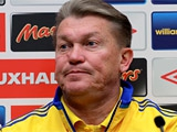 Олег БЛОХИН: «Мы приехали в Лондон не поднимать руки вверх, а бороться» (+ФОТО тренировки)
