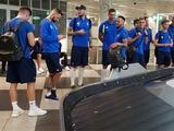 «Динамо» благополучно добралось до Австрии и сегодня приступит к работе на межсезонном сборе