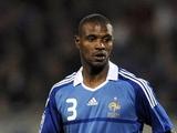 Абидаль не ожидал вызова в сборную Франции