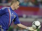 Малафеев приостановил выступления за сборную России