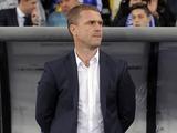 Сергей РЕБРОВ: «Цыганков достойно провел игру»