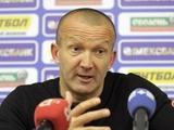 Григорчук: «Игроки Украины вышли на такой уровень, что были готовы к Франции»