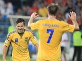 Черногория — Украина — 0:4. Отчет о матче
