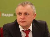 Игорь СУРКИС: «Нужно терпеть и работать, и победы обязательно придут»