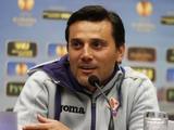 Винченцо МОНТЕЛЛА: «Игра с «Динамо» — неплохая возможность сломать неприятную тенденцию, наметившуюся в наших результатах»