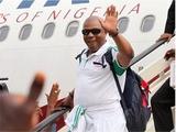 Именем тренера сборной Нигерии назовут стадион
