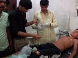 В Пакистане в результате взрыва на футбольном поле погибли дети
