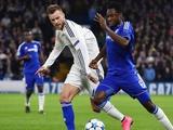 Лига чемпионов, 4-й тур: «Динамо» уступило в Лондоне «Челси» (ВИДЕО)
