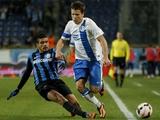 «Днепр» — «Черноморец» — 2:0. После матча. Григорчук: «Судейство было удивительное...»