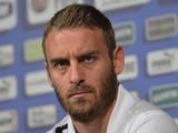 «Рома» отказалась продавать де Росси в МЮ за 12 млн евро