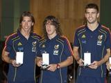 Двадцать футболистов претендуют на звание лучшего защитника года