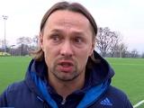 Игорь Костюк: «Победа — результат эффективных тренировок»