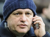 Игорь СУРКИС: «Мы все живем в городе Киеве и видим, что встреча может спокойно состояться»