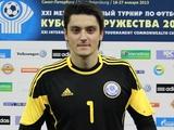 Вратарь молодежной сборной Казахстана едет в Украину