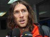 Дмитрий Чигринский: «Надеюсь, смогу утешить «Барселону»