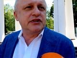 Игорь Суркис: «Было бы хорошо, если бы сборная Украины провела хотя бы один матч в честь Лобановского»