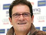 Фабио Капелло: «Хочу, чтобы в финале ЧМ-2010 сыграли Англия и Италия»
