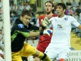 «Таврия» — «Кривбасс» — 2:0. После матча. Лужный: «Классно отработали нападающие»
