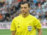 Сергей Бойко – арбитр полуфинала молодежного Евро-2013