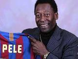 Пеле: «Сегодня я бы играл за «Барселону»