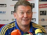 Олег БЛОХИН провел пресс-конференцию (+Отчет, +ВИДЕО, +ФОТО тренировки). Ротань покинул лагерь команды