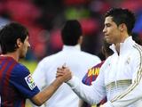 Месси: «Хорошо, что Роналду пробился в Бразилию»