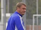 Александр ХАЦКЕВИЧ: «Все ребята поработали на тренировке с желанием»