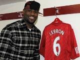 Леброн Джеймс: «Ливерпуль» ждет непростой сезон»