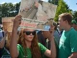 Болельщики «Вердера» бойкотируют матчи из-за убийства кур
