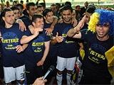 «Фенербахче» — чемпион Турции