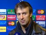 Александр ШОВКОВСКИЙ: «Можно сказать, что игру вели мы»