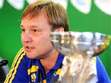 Юрий КАЛИТВИНЦЕВ: «Думаю, что сейчас миру более интересен наш футбол, чем греческий»