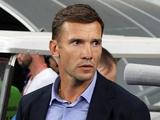 Андрей ШЕВЧЕНКО: «Рауль — помощник. Все решения по сборной принимаю я лично»