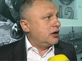 Игорь Суркис: «Желаю Алиеву, чтобы он возобновил свою блестящую карьеру»