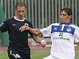 «Динамо» завершило чемпионат Украины поражением от «Ильичевца» (ВИДЕО)