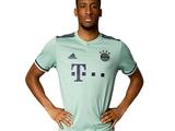 «Бавария» представила новую гостевую форму (ФОТО)